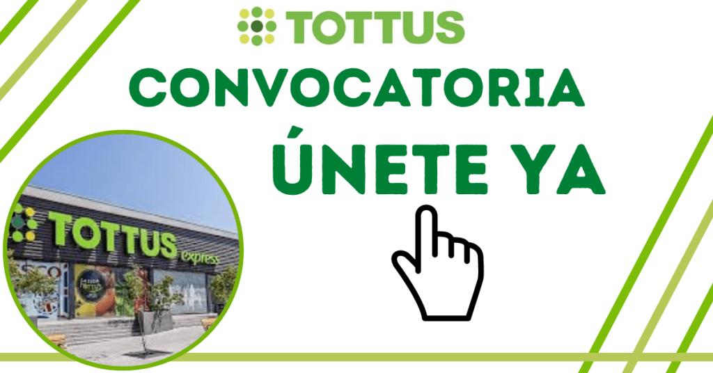 Hipermercador Tottus Ofrece Nuevas Vacantes Laborales Para